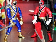 Power Rangers Super Samurai Game