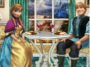 Perfect date Anna and Kristoff Game
