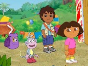 Treasure Hunt Dora Game
