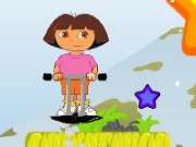 Dora Adventure With Stars Game