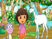 Dora Tale Of The Unicorn King Game