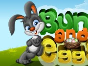 Easter Bunny and Eggs Game