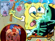 SpongeBob Heart Surgery Game