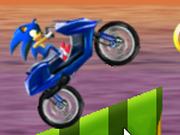 sonic motorrad spiel