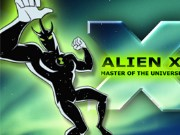 Ben10  X-Master Of The Universe Game