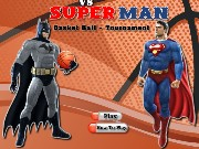 Batman Vs Superman Basketball Game