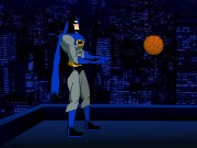 Batman I Love Basketball Game