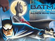 Batman Mystery Of Batwoman Game