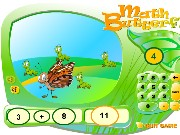 Math Butterfly Game