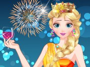 Elsa New Year Party Game