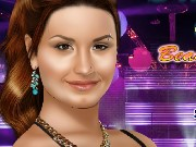 Demi Lovato Beauty Secrets Game