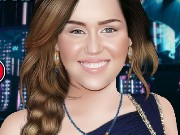 Miley Cyrus Beauty Secrets Game