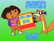 Swiper Spelling Book Game