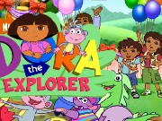 Hidden Objects Dora Game