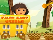 Dora Fairy Cart Wheels Game