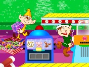 Elves Toy Factory Game