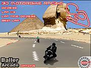 3D-Motorrad-Racer spiel