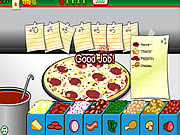 Rolfs Pizza Making Game Game