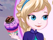 Disney Princess Cupcake Frenzy Game