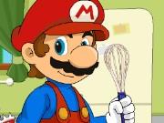mario mushroom cupcake spiel