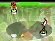 Ben 10 Alien Hockey Game