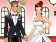 Big Wedding DressUp Game