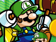 Luigi Go Adventure Game
