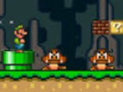 Luigi Cave World 2 Game