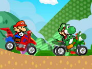 Mario Atv Rival Game