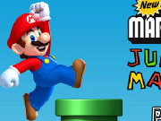 Mario Jumping Madness Game