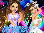 Ariana Grande World Tour Game