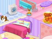 Interior Home Decoration Design Game