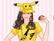 Pokemon Go DressUp Game