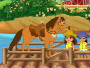 Dora and Friends Legend of the Lost Game