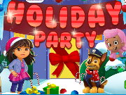 Dora Holiday Party Game
