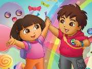 Dora Diego Adventure Game