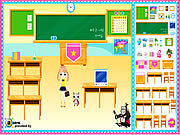 Classroom Make Over Game