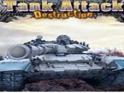 Tank Attack Destructions Game