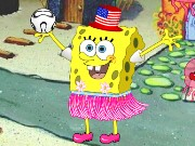 SpongeBob World Cup DressUp Game