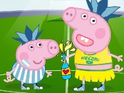 Peppa Pig World DressUp Game