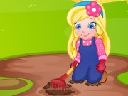 Baby Sophia Magical Garden Game