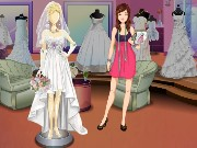 Wedding Dress Stylist Game