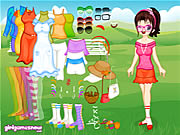 Cute Wendy Dressup Game