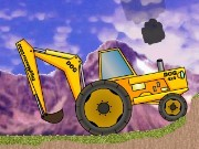 Backhoe Trial Game