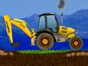 Backhoe Trial 2 Game