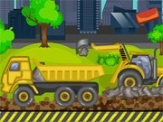 Monster Constructor Game
