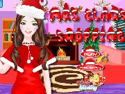 Mrs. Claus Shopping Game