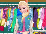 Elsa Modern Fashion Game