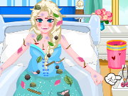 Elsa Pregnancy Emergency Game