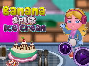 Banana Split Ice Cream Game